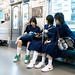 Japanese Girls - School