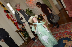 Halloween Party at Government House