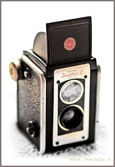 1950's Kodak Duaflex II Camera