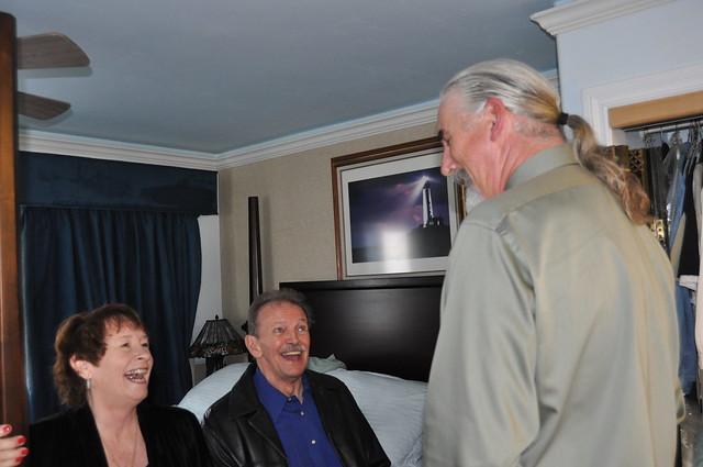 AC DC Wedding Allison and Donnie 39s Wedding at Sunset Cliffs Inn