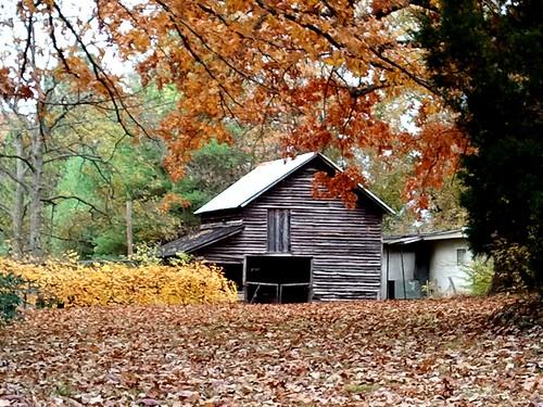 sc barn rural country southcarolina pickens