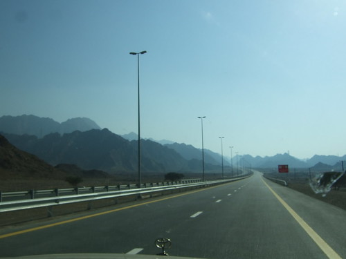On The Road to Kalba