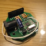 PCB #3 - built