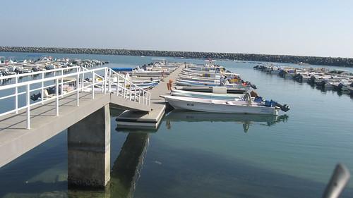Waterfront in Kalba