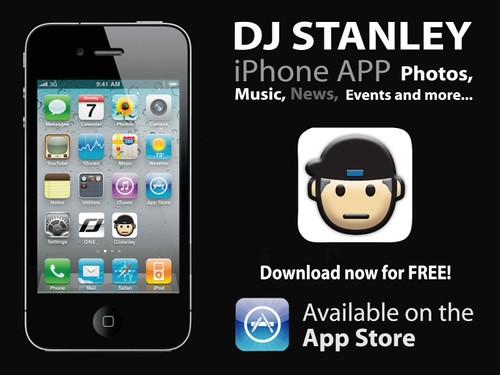 DJStanley iOS App Promo 1