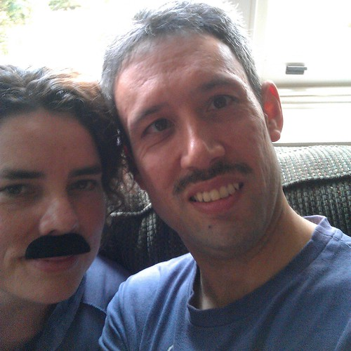 This mo thing is catching on (day 19)