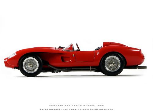Ferrari 1958 250 Testa Rossa