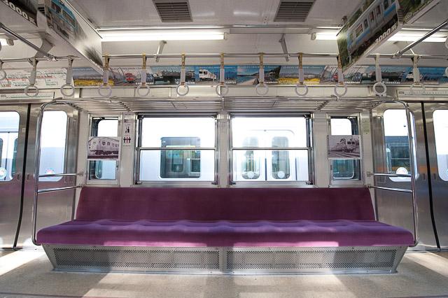 京王電鉄井の頭線 ありがとう3000系フェスタ 車両内パネル展