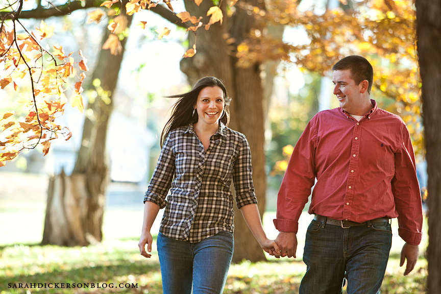 Loose Park engagement photographers