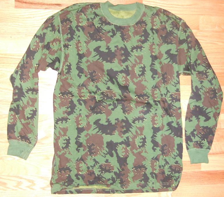 Lithuanian t-shirt and thermal long sleeve shirt 6386682437_c0b1596a84_b