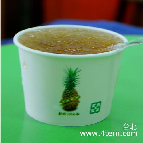消暑解渴的成都杨桃冰