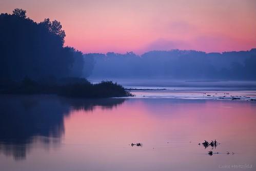 morning trees mist nature fog sunrise river landscape outdoors dawn atmosphere dreamy maumeeriver sidecutmetropark bluegrassisland toledoareametroparks