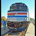 Amtrak 40th Anniversary exhibit train