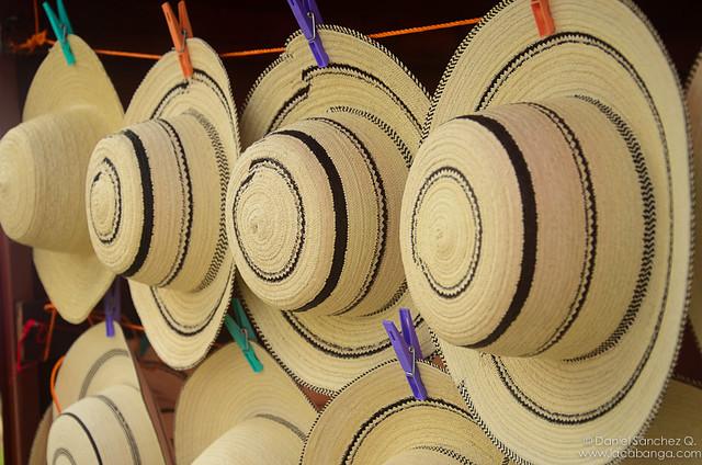 Racimo de sombreros