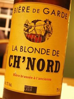 52 beers 4 - 08, De Gayant, La Blonde de Ch'Nord, France