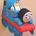 Thomas the Tank Engine (Train) Costume