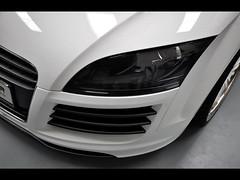 audi r8(0.0), automobile(1.0), automotive exterior(1.0), wheel(1.0), vehicle(1.0), automotive design(1.0), rim(1.0), grille(1.0), audi tt(1.0), bumper(1.0), land vehicle(1.0), luxury vehicle(1.0),