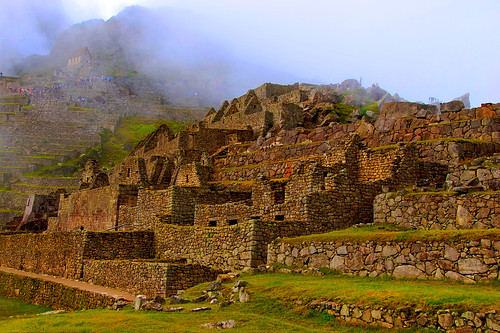 machu picchu: golden past