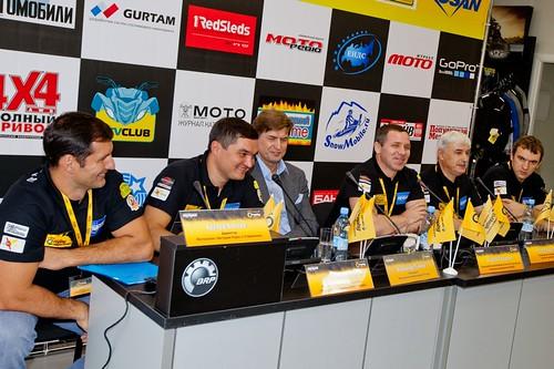 Открытая внедорожная квадросерия Can-Am Trophy Russia
