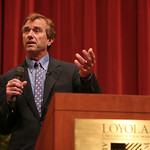 Robert F. Kennedy Jr. Visits Loyola University Chicago