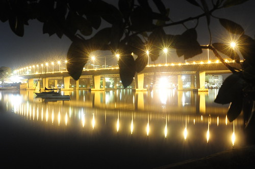 King George Park @ Night