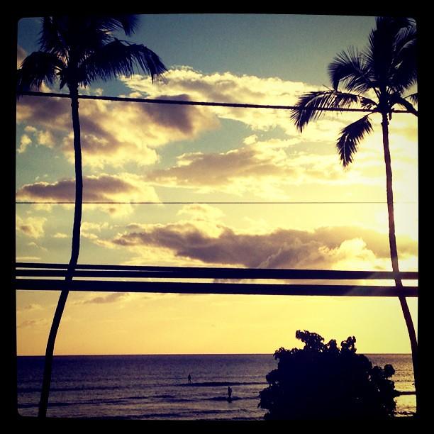Maui skies