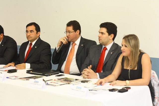 Colégio de Presidentes em Quixadá 09.11.2011