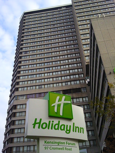 Holiday Inn Kensington Forum, London
