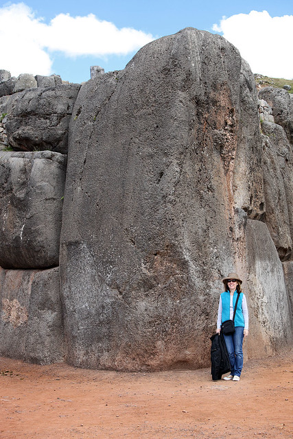 Biggest Stone in Sacsayhuamán