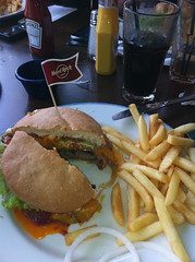 Hard Rock Lunch