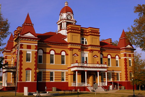Gibson County Courthouse - Trenton, TN