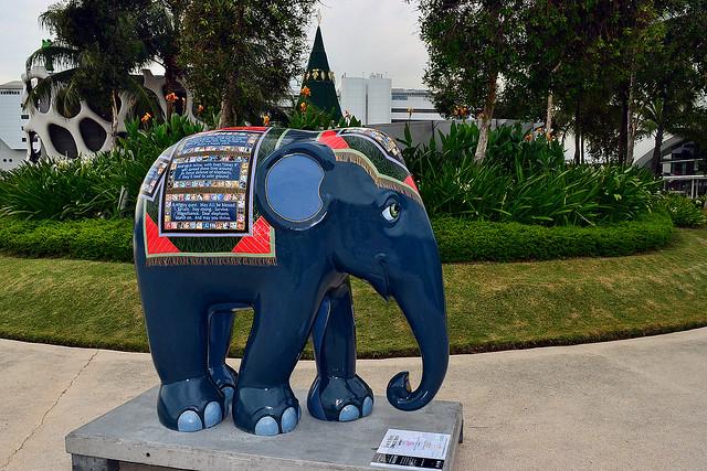 Elephant Parade - Lives to Share, Lives to Spare