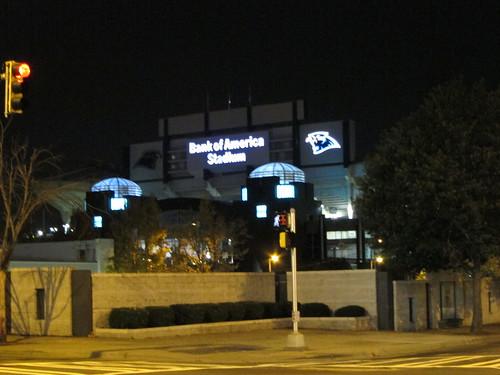 BoA stadium