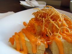 Aijsai - Spicy Agedashi Tofu
