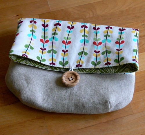 Jenny: Button Pouches