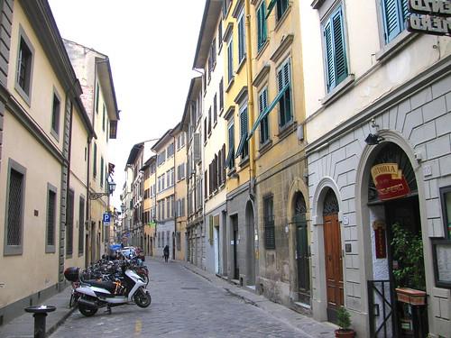 Calles de Florencia by Miradas Compartidas
