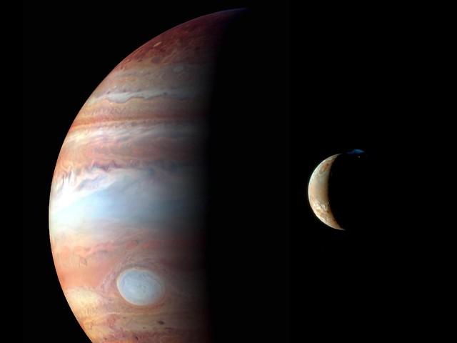 Xúpiter + Io
