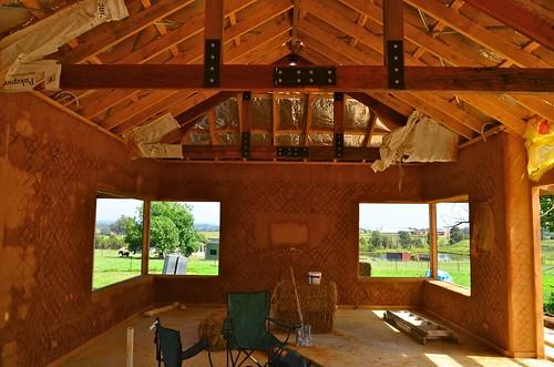 Living Room Rendered - West