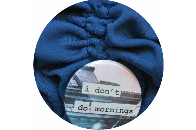 [choose not to do mornings]