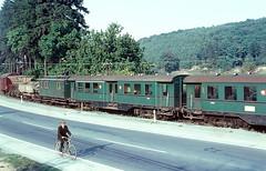 * Bahnbilder aus den 60er Jahren