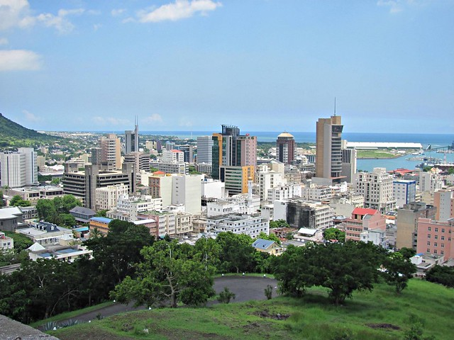 The City of Port-Louis