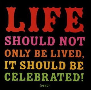 Celebrate Life Quotes Adorable Celebrate Life Quotes  Appreciating Life Quotes