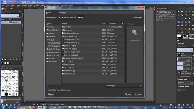Gimp 2 7 4 build & G'MIC 1 5 0 2 - Windows 7 64-bit and 32-bit