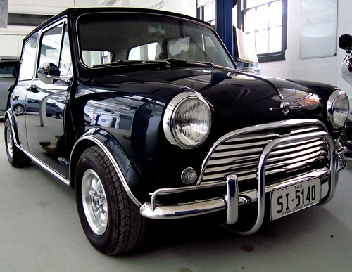 1967 Mini Cooper Replica - NRMA New Cars