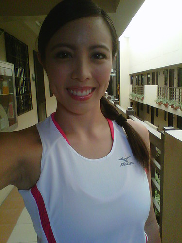 Makeup: for Runners' World