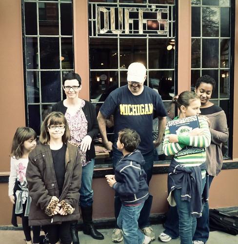 Duff's!