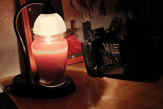 cinnamon bun candle