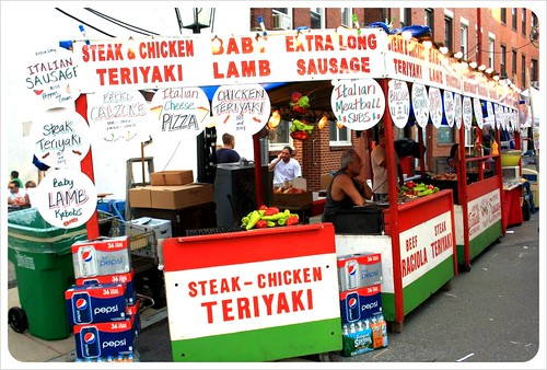 boston italian food market