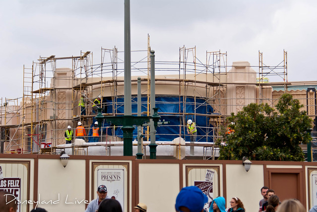 Buena Vista Street Construction - Elias and Co