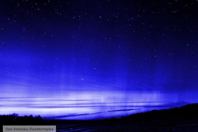 Blue Northern Lights | www.imgkid.com - The Image Kid Has It!